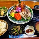 シュンサイトゥクトゥク - 刺身定食
