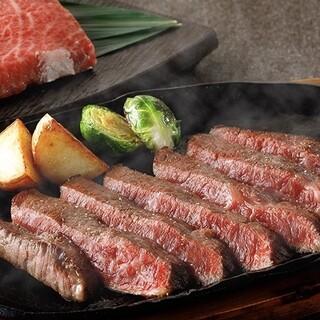 ◆期間限定◆国内産の銘柄牛、ステーキ祭り