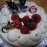 13323093 - 2009クリスマスケーキ