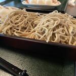 錦水庵 - お蕎麦アップ
