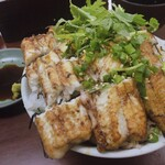133231648 - ♦︎白焼き丼肉厚大盛り ¥4,840