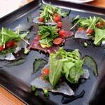 fino - 鮮魚のカルパッチョ