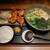 うどん日和 - 料理写真:からあげ定食(950円)