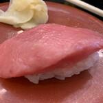 活 大江戸 - 中トロ なかなか美味しかった