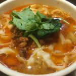 toushoumenhinabeseianryourishi-an - 【写真追加】担々麺(担々刀削麺)小サイズ(250g)