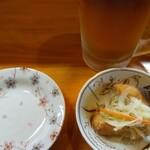 しんばし - 料理写真:乾~杯