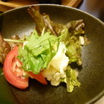 Onokyuu - サラダ