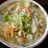 塩苅食堂 - 料理写真:もつ野菜ラーメン(税込み950円)