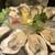 ペスカデリア - 本日の岩牡蠣
