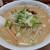 きよし食堂 - 料理写真:みそラーメン
