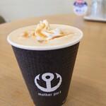 フルセイルコーヒー - ドリンク写真:キャラメルモカ