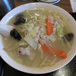 中国料理聚仙 - 湯麺¥680