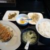 餃子厨房 福楽門 - 料理写真:焼餃子定食