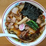 青島食堂 司菜 - 料理写真:青島チャーシュー(大盛)