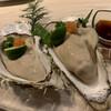 シュリンプバンク - 料理写真:生牡蠣大好きー!また食べられて幸せ