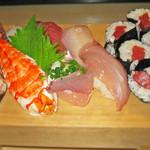吉すし - 料理写真:盛合わせ 旬のお勧めを余すことなくお楽しみ頂けます