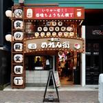 たこハイ ヨネノヤ - 錦三からの入り口