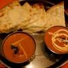 ARATI - 料理写真:チーズナンディナーセット(税抜1350円)