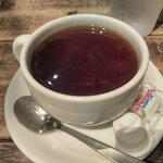 kawara CAFE&DINING - ホットティー(アールグレイ)