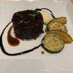 133280060 - ランチ 牛ホホ肉の赤ワイン煮