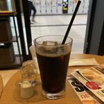 Cafe&Bar DEUR - アイスコーヒー♪