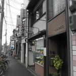 くいしん坊の店 - 京都大学の近くにあります