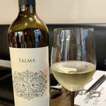 燕三条イタリアンBit - グラス白ワイン