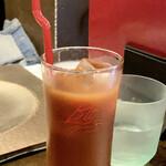 燕三条イタリアンBit - トマトジュース