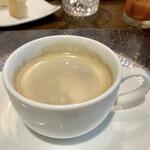 燕三条イタリアンBit - 食後のコーヒー
