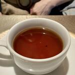 燕三条イタリアンBit - 食後の紅茶