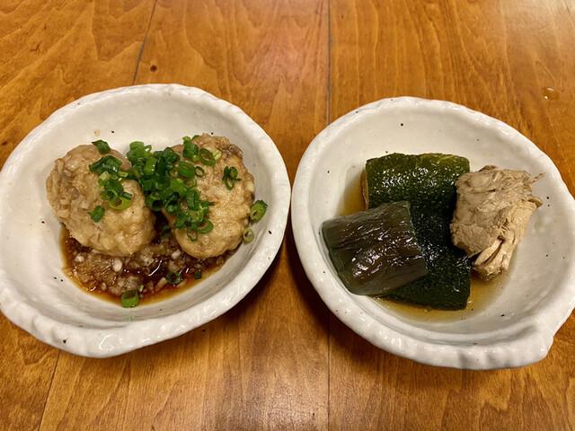 厳選もつ焼き居酒屋 池田屋の料理の写真