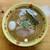 ホープ軒本舗 - 料理写真:中華そば ¥700 + ゆで玉子 ¥50 + にんにく(S) ¥80