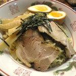 尾道らーめん 十八番 - つけ麺