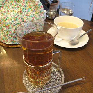 ディンブラ紅茶専門店 - ドリンク写真:アイリッシュティー