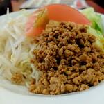 """王さん私家菜 - """"冷やし担々麺"""""""