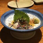 雑魚屋 - ごまサバ