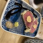 Tempurasakaba agarushouten - 牛肉天