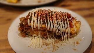 広島焼 とし - スタミナ焼き いただきまーす