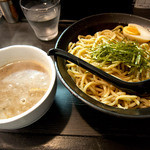 甚太郎 - つけ麺(並)、750円。