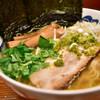 麺屋ひょっとこ - 料理写真:和風柚子柳麺@760円+海苔@120円
