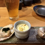 魚貝 ののぶ - お通し