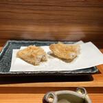 西麻布天ぷら魚新 -