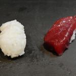 寿司 さいしょ - タコ、赤身