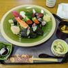 Umemura - 料理写真:並にぎりランチ 一半