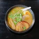 SHINASOBA 颯々樹 - 料理写真:芳醇合わせ味噌 780円
