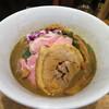 煮干し中華そば 一剣 - 料理写真:濃厚煮干 780円