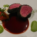 TRATTORIA CREATTA - メイン肉料理 仔牛のカツレツ仕立て