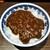 麺処 ぱちぱち - 料理写真:日替わり茶碗カレー(7/8)