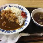 大衆食堂フライパン - 料理写真:カレーライス