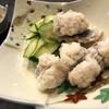 ずぼら - 料理写真:鱧湯引き